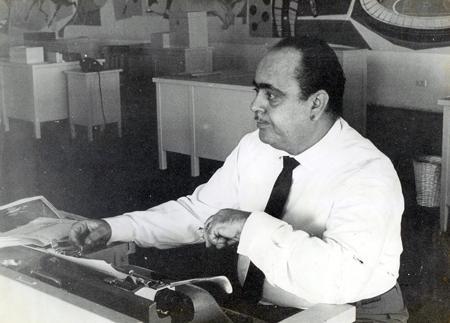 Mestre Flávio Iazzetti